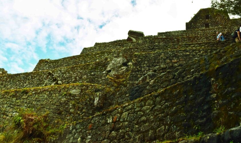 Terraces of waynapicchu