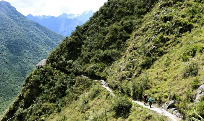 Views of the Inca Trail