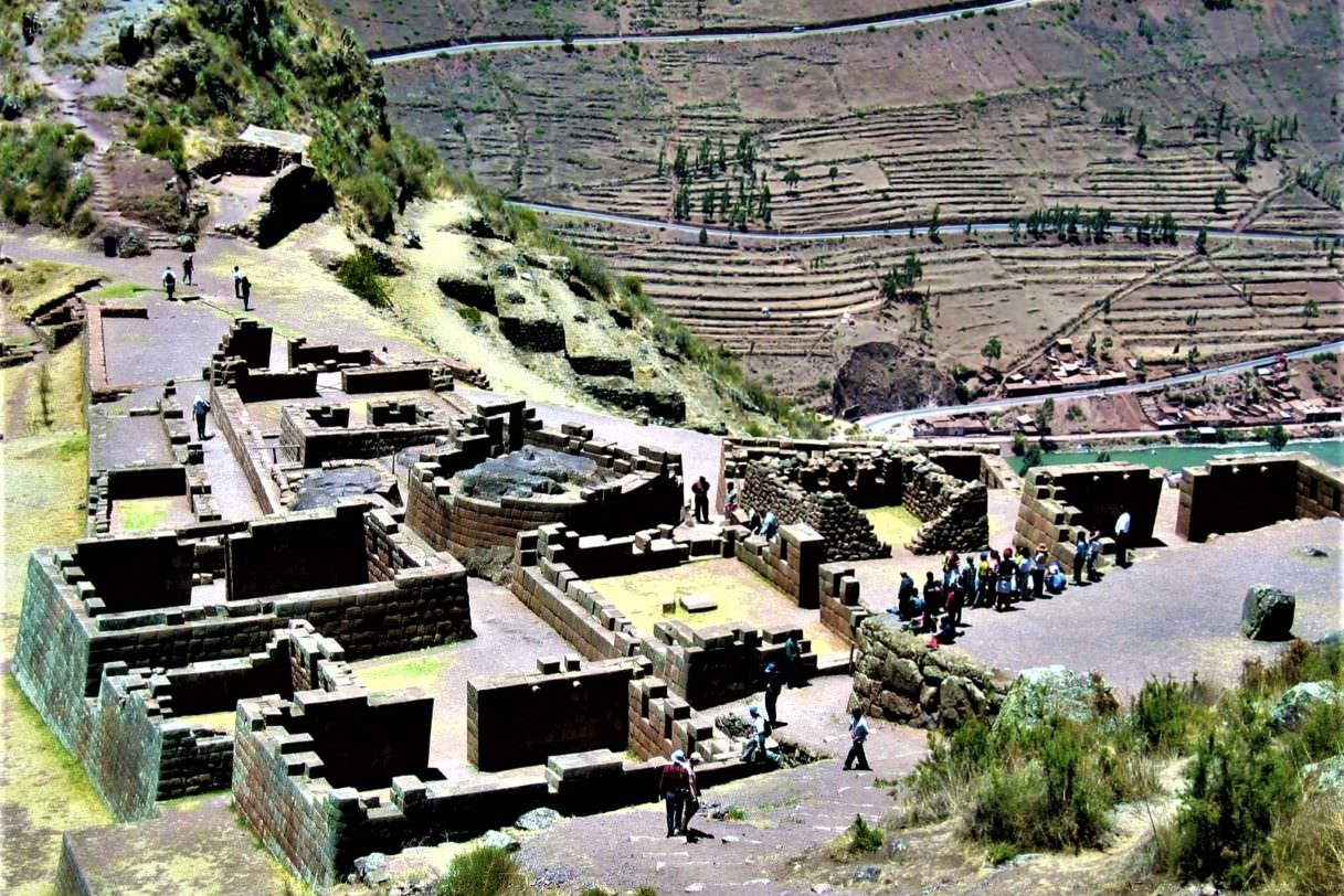 Pisaq Religious site - Sacred Valley