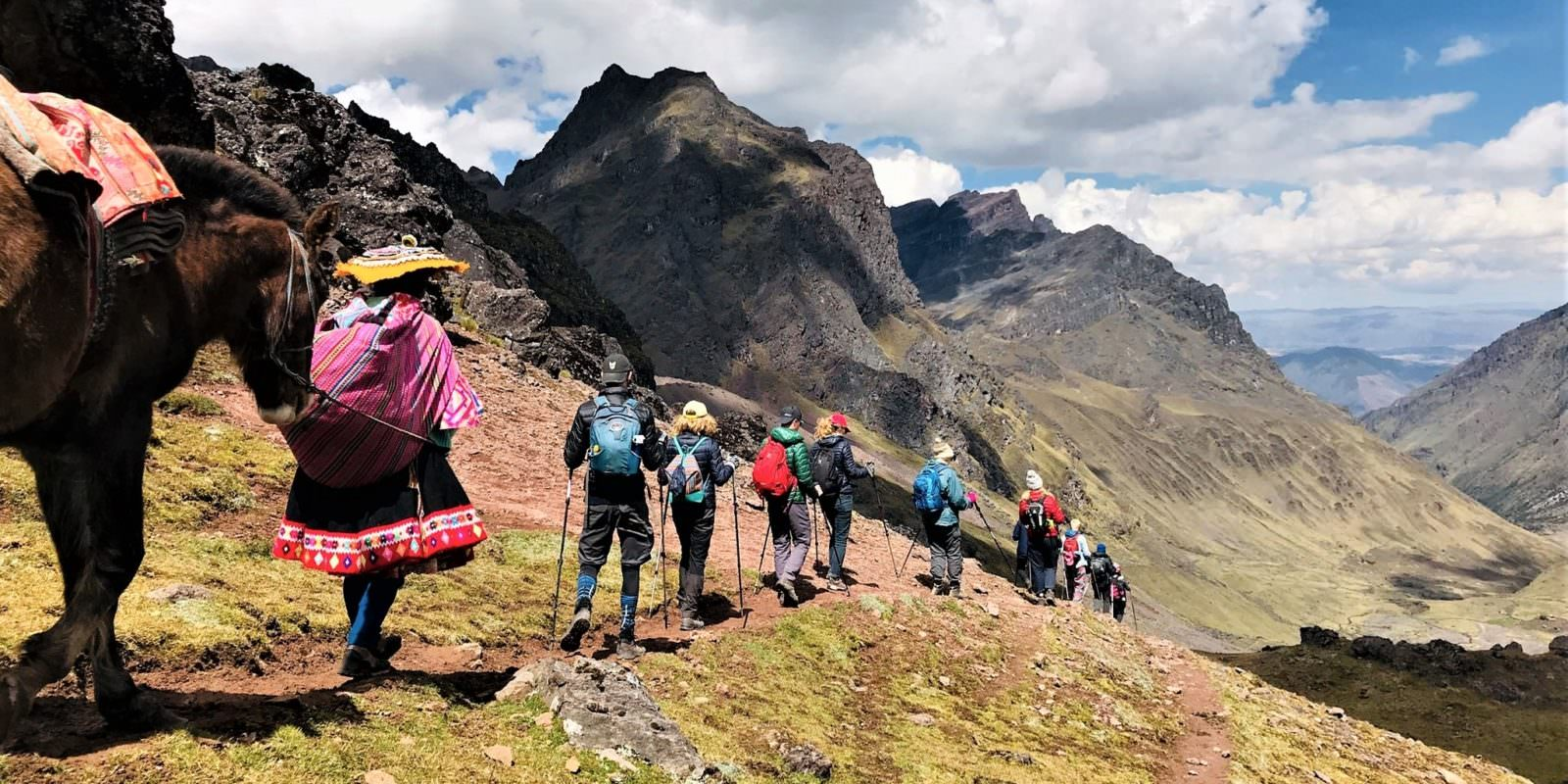 Lares Trek Journey