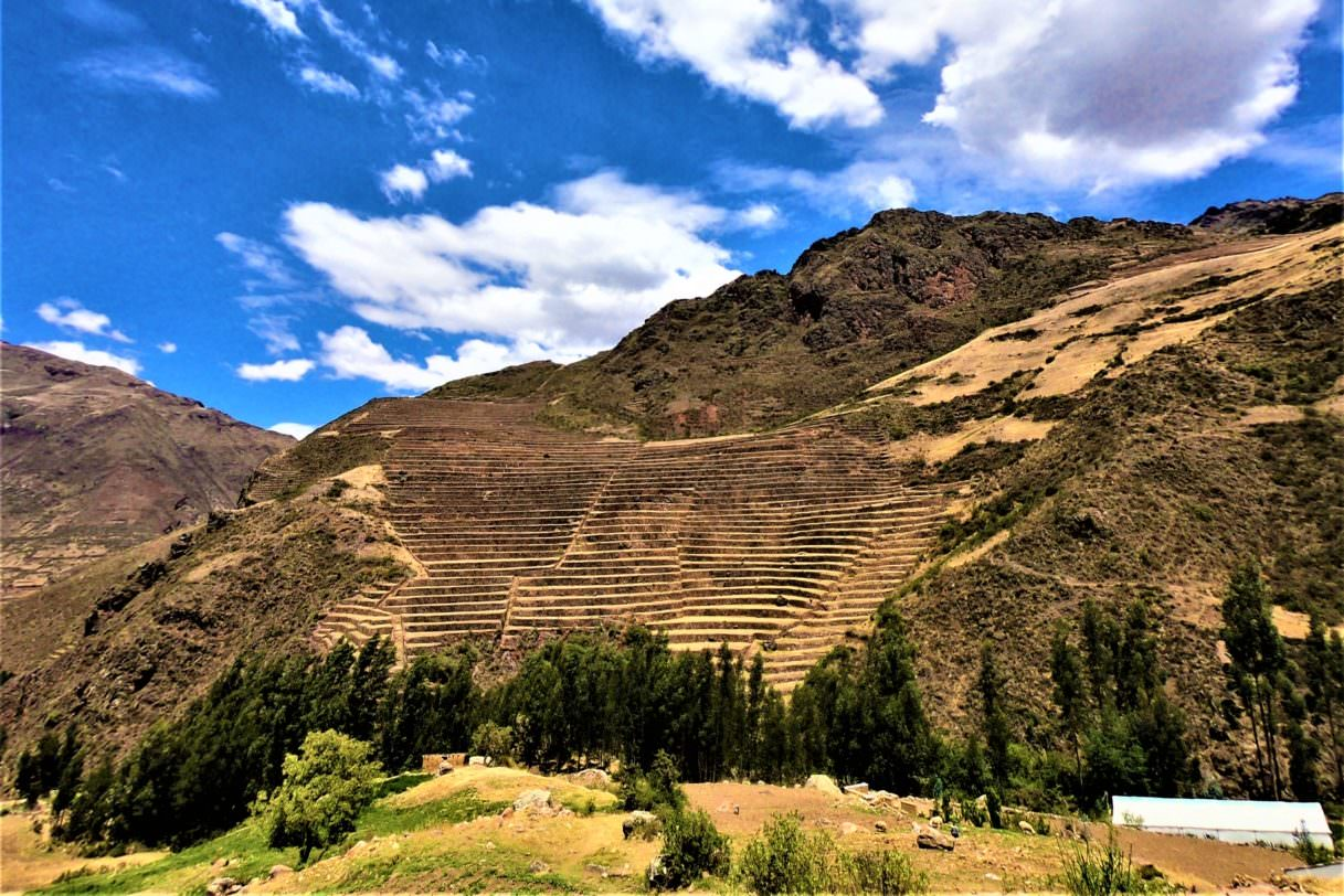 Pisaq terraces - Sacred Valley