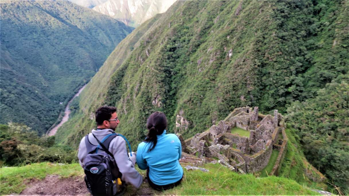 Travel with your Love ones, Inca trail Express