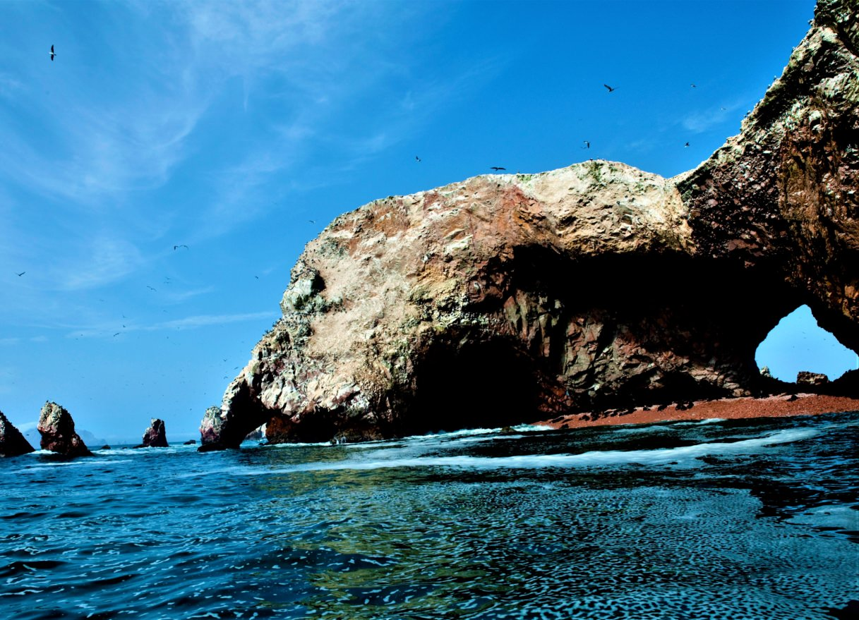 Ballestas Islands - Peru Travel