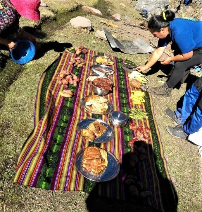 Lares Luxury trek