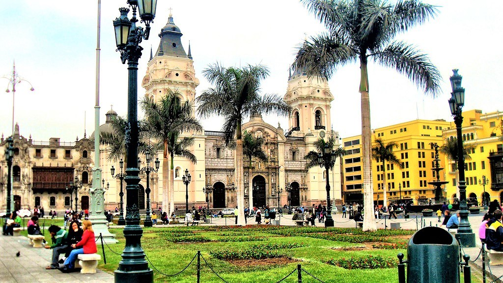 Lima City - Peru Travel
