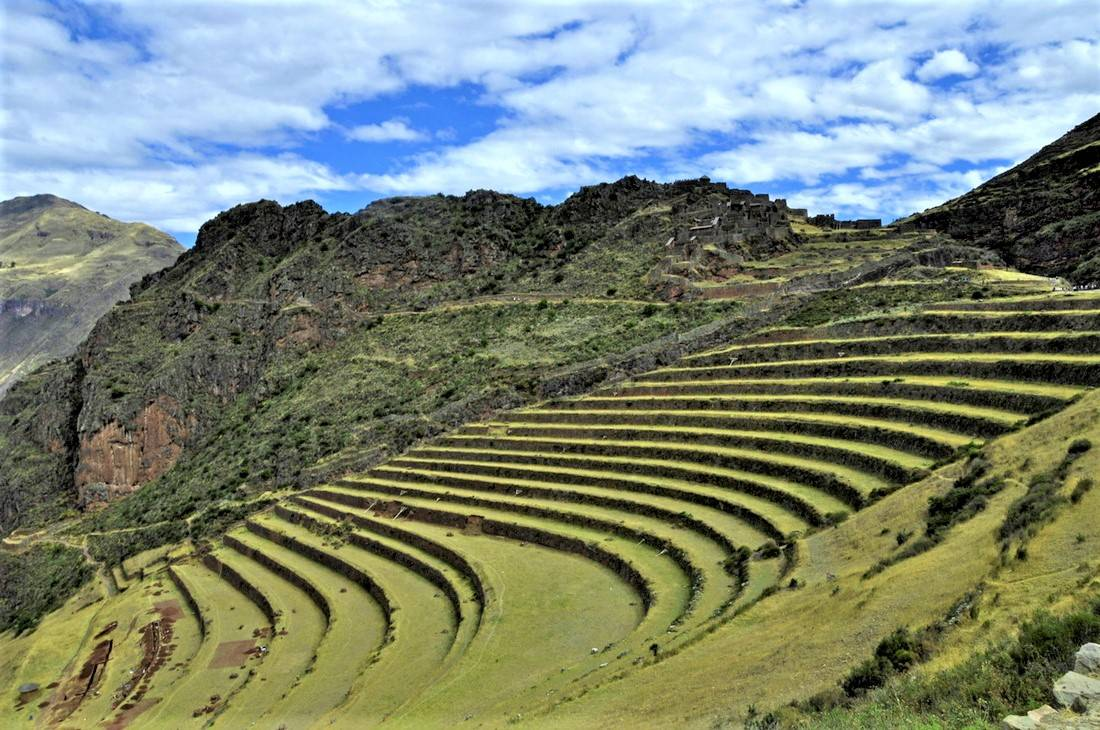 Pisaq Terraces - Super Sacred Valley