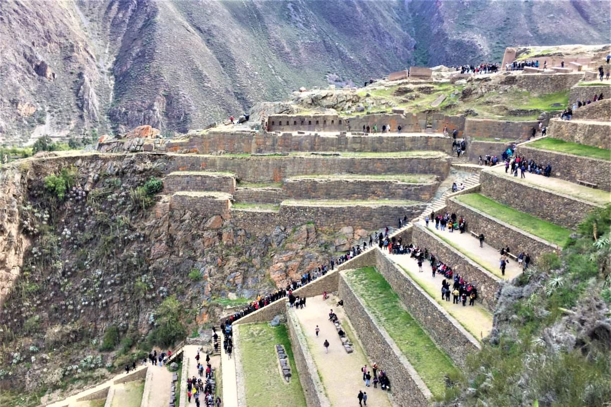 Ollantaytambo - Super Sacred Valley