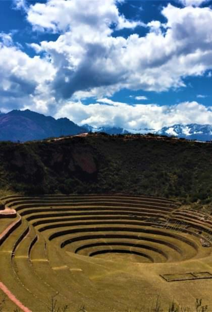 Moray Inca Site - Super Sacred Valley
