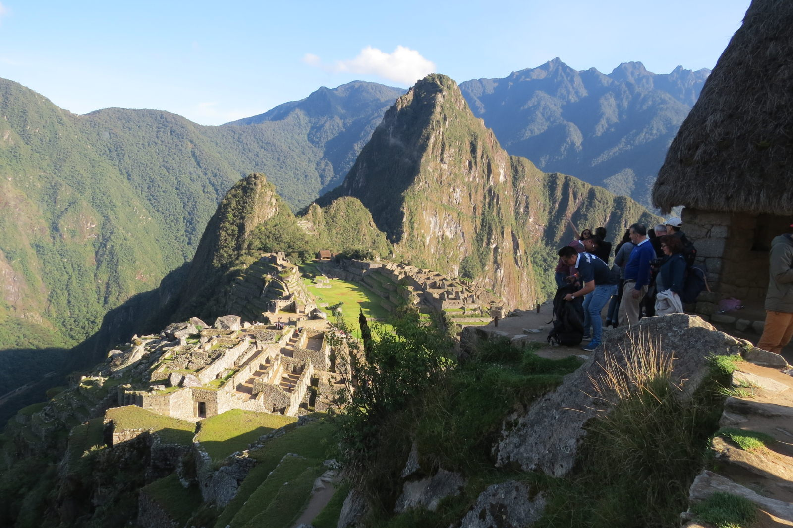 Machu Picchu, Inca Trail 2 days